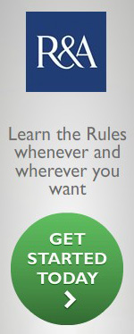Click here to go to the R&A Rules Academy Website