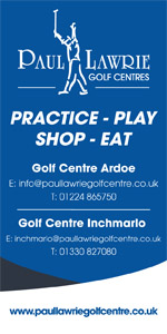 Click here to go to the Paul Lawrie Golf Centre Ad